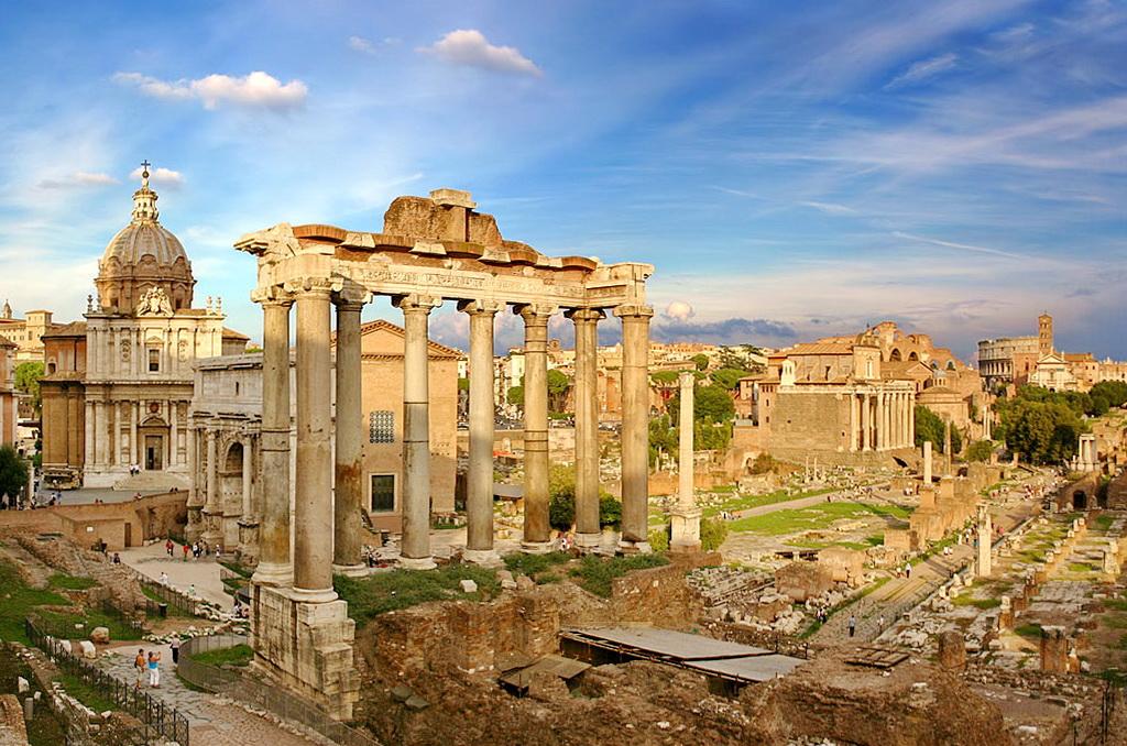Античный древний Рим   Путешествия туризм фотографии и описания мир вокруг нас